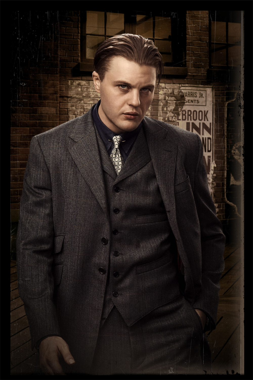 HBO - Michael Pitt in Boardwalk Empire - Brooklyn, NY