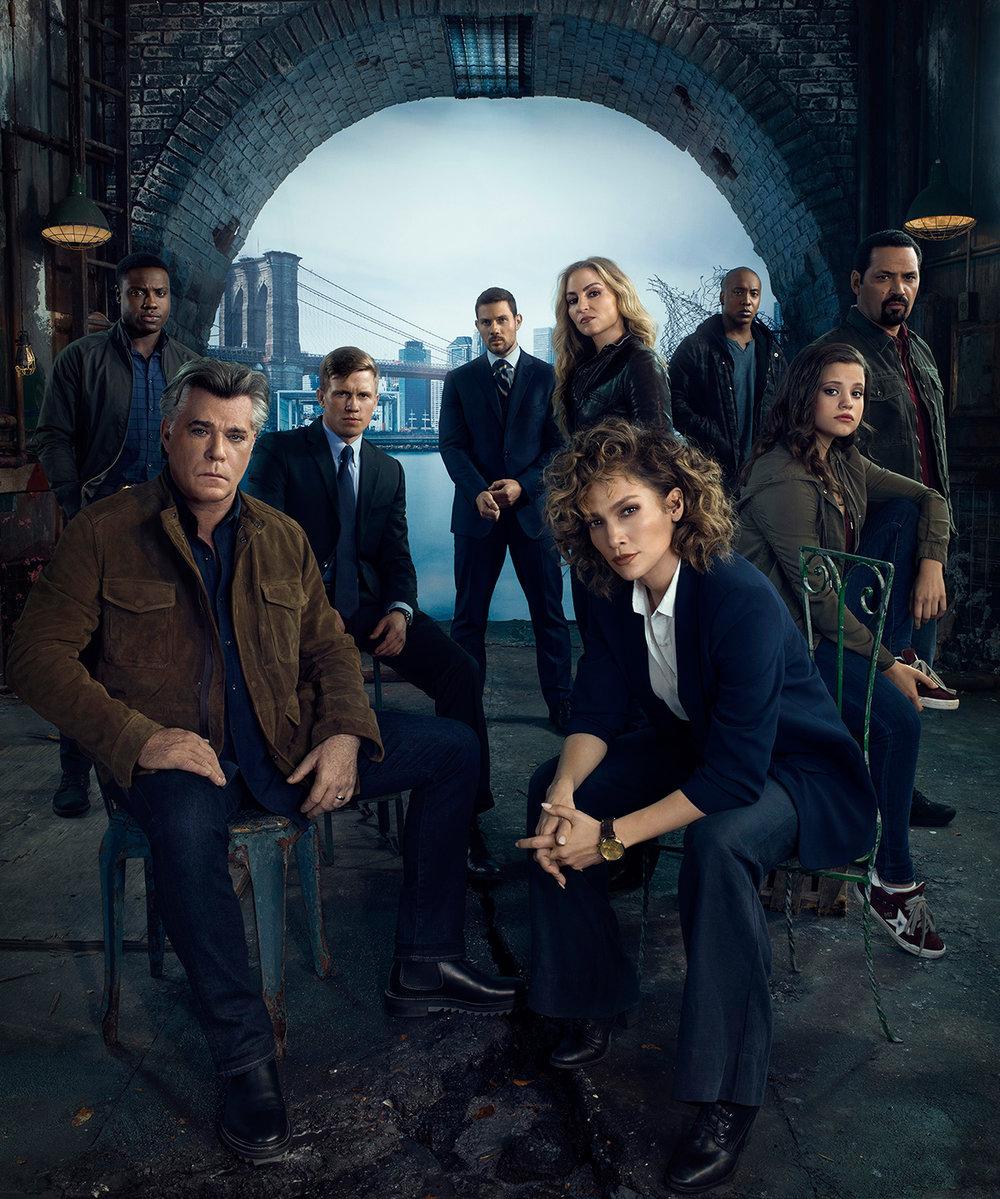 NBC - Shades Of Blue - New York City
