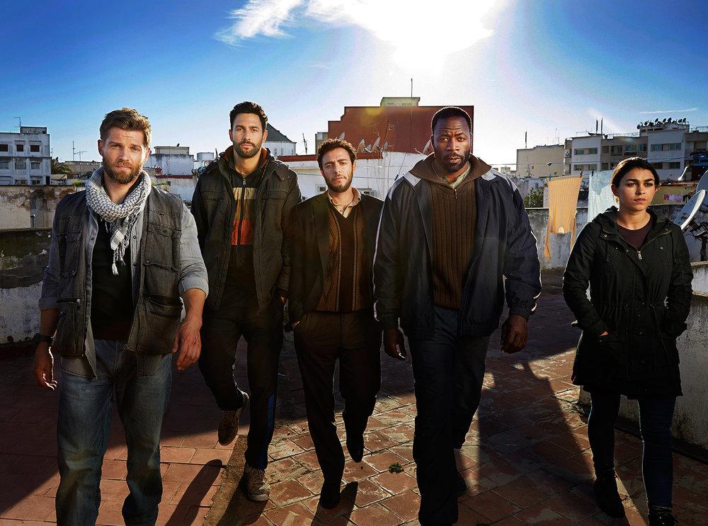 NBC - The Brave - Rabat, Morocco