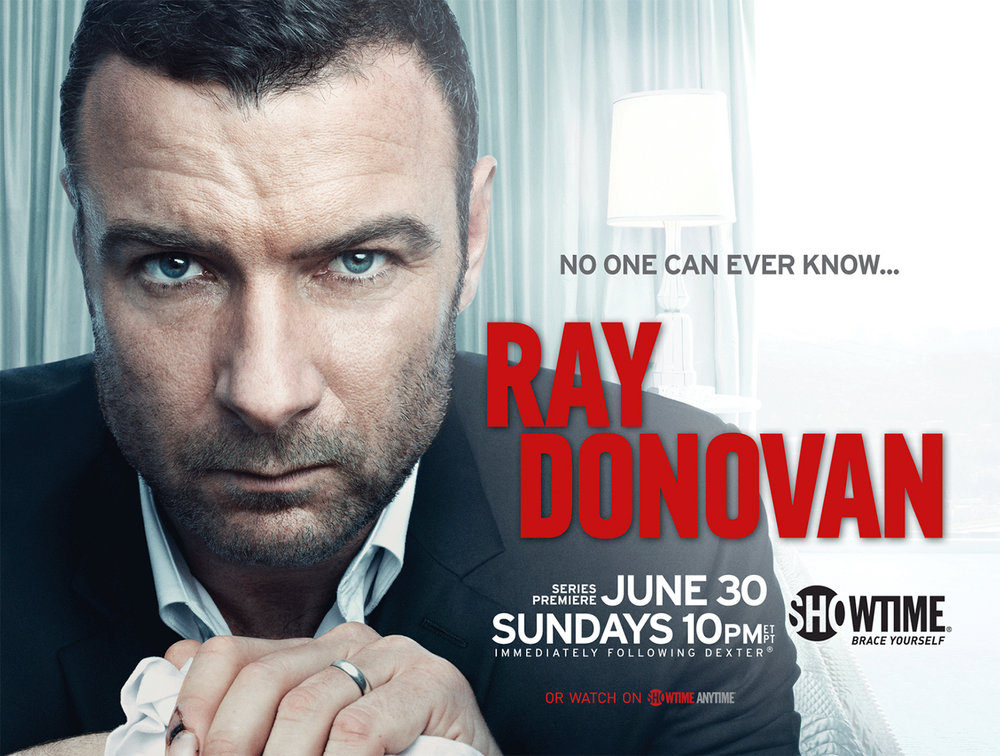 Showtime - Liev Schreiber in Ray Donovan - Los Angeles, CA