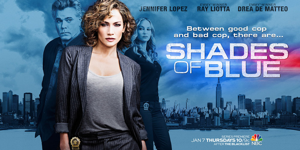 NBC - Shades Of Blue Season 1 - New York City