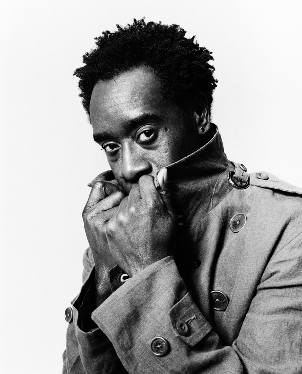 Don Cheadle - New York City