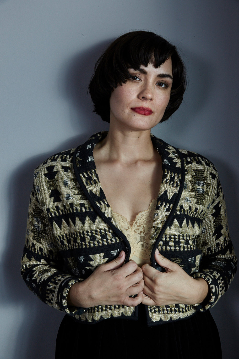 Shannyn Sossamon - Los Angeles, CA