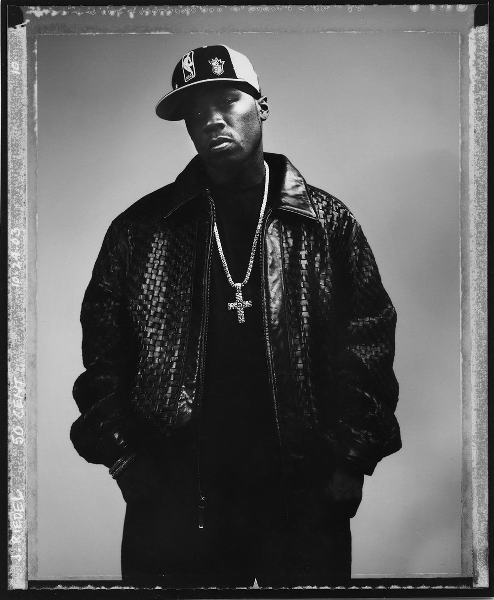 "Curtis ""50 Cent"" Jackson - New York City"