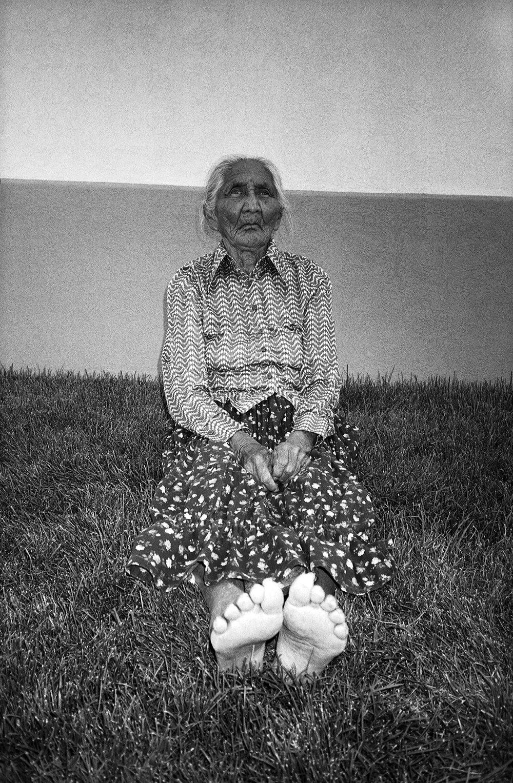 Navajo Indian Resident - Nursing Home - Page, AZ