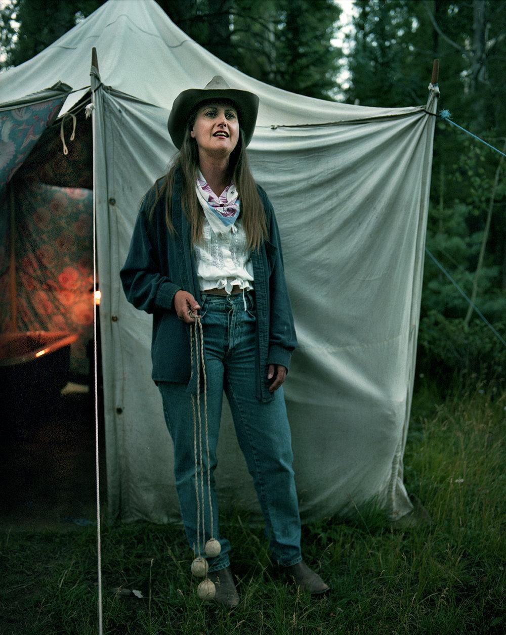 Jenny - Cowgirl -Havasupai Indian Reservation
