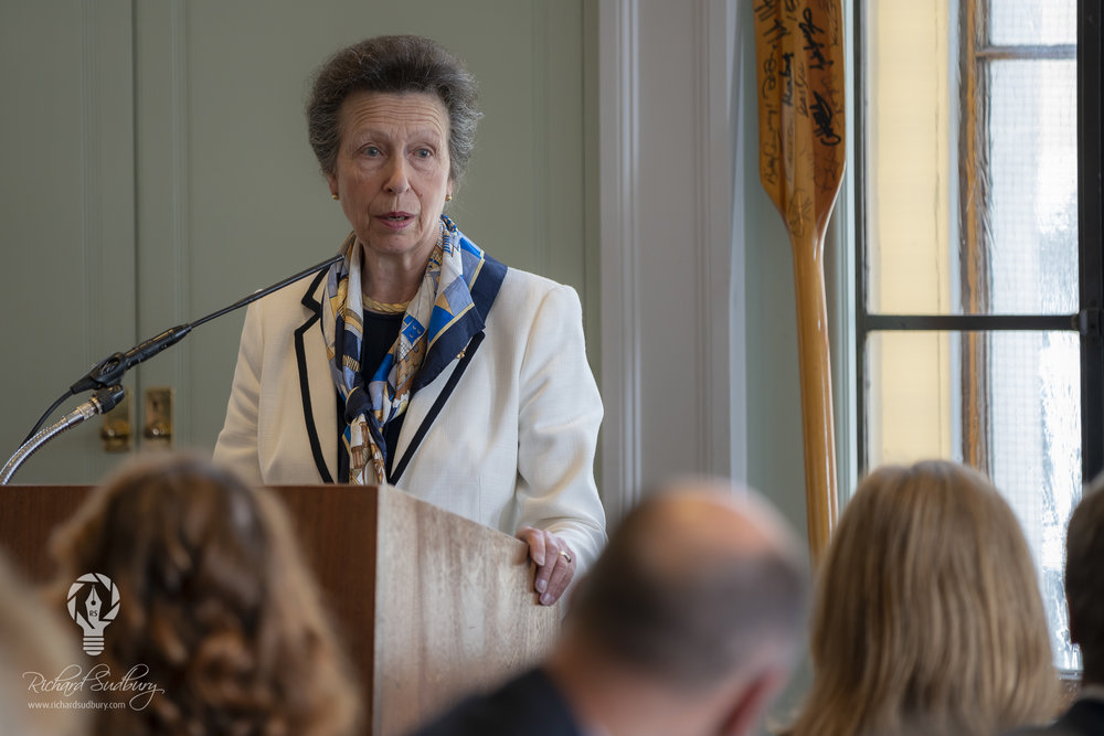 Princess Anne Speech