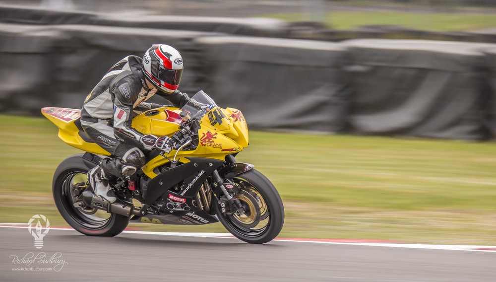 Panning at Oulton Park