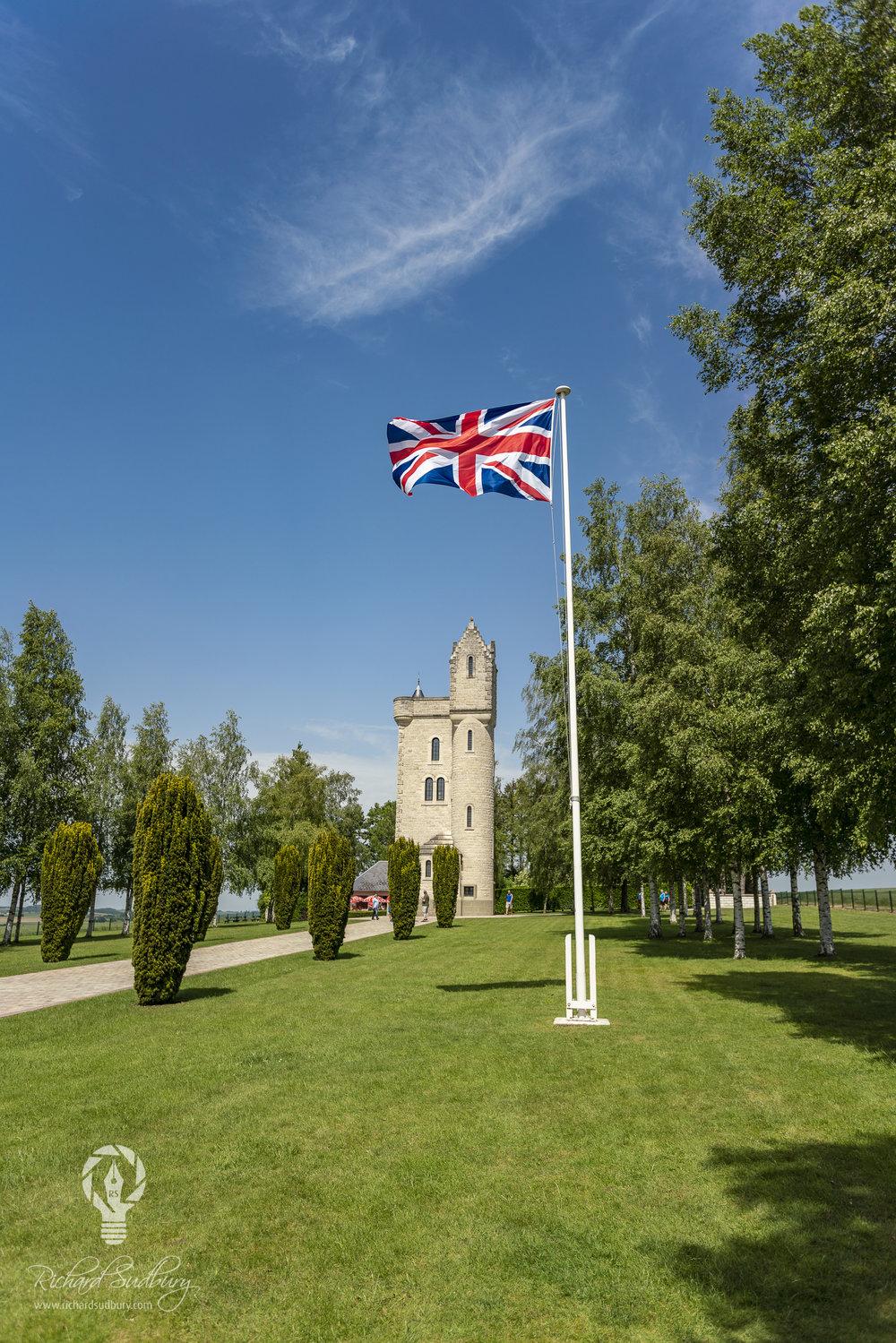Ulster Memorial Tower