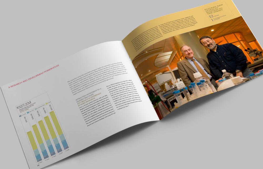 Rutgers Economic Impact Report