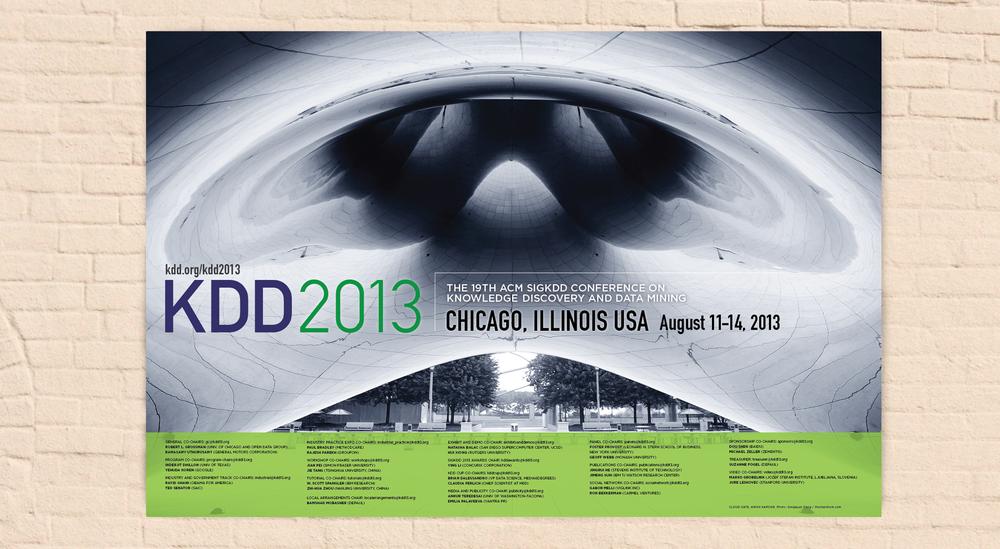 2013 ACM SIGKDD Conference