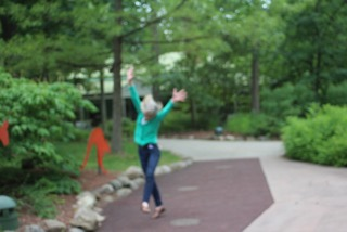 Ready to Cartwheel at the Zoo.jpeg