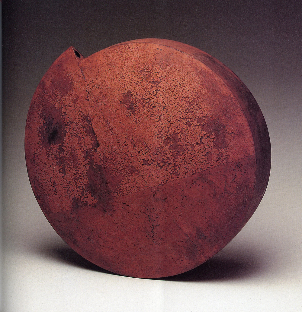 Untitled (disc), 1993