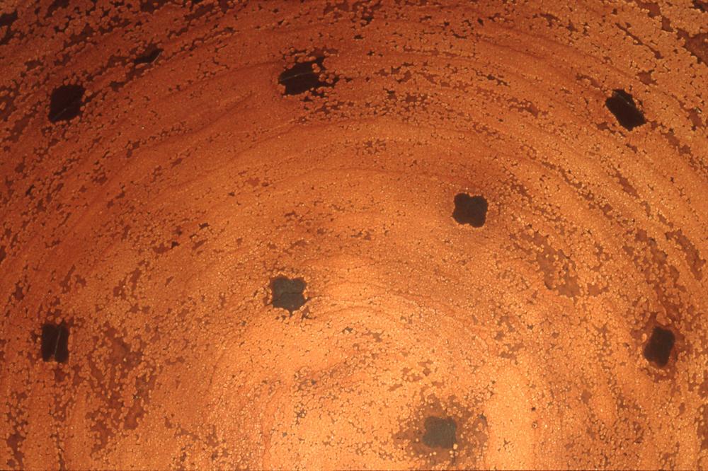 Moab, 1999 (detail)