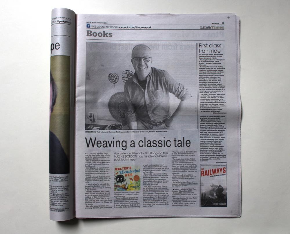 Life & Times, York Press 2015