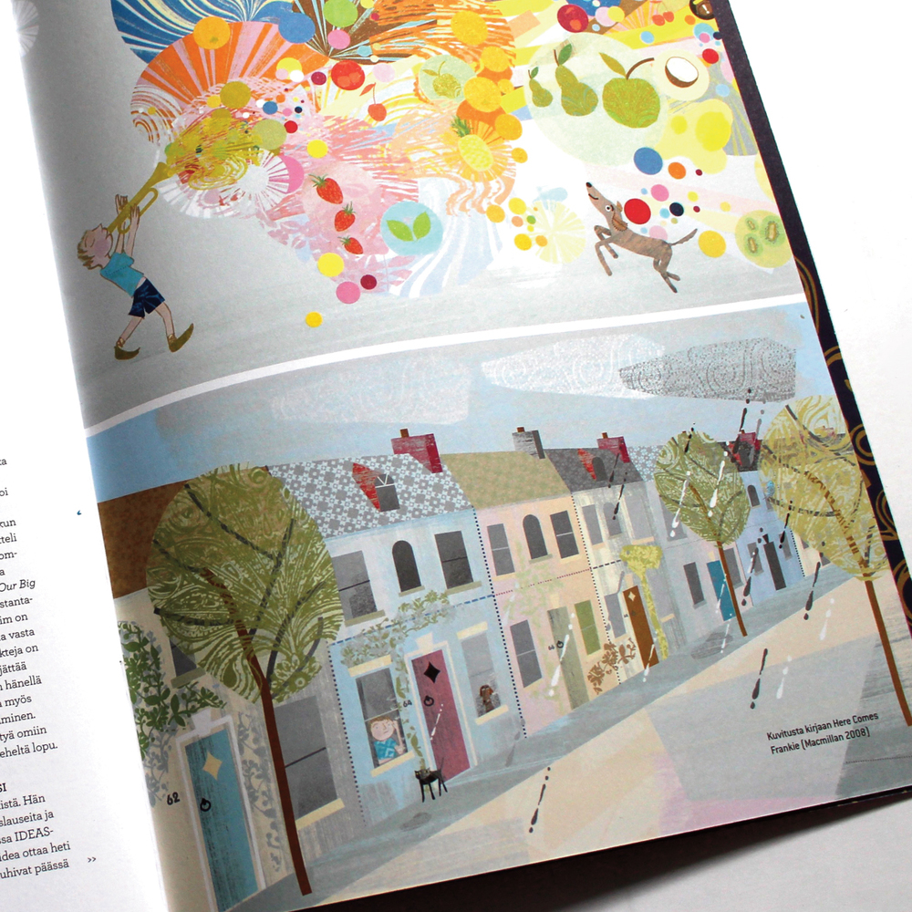 Kuvittaja Magazine