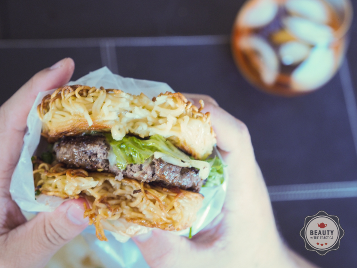 Challenge Accepted... Recreate the fabled Ramen burger from blog descriptions and eat it tonight!