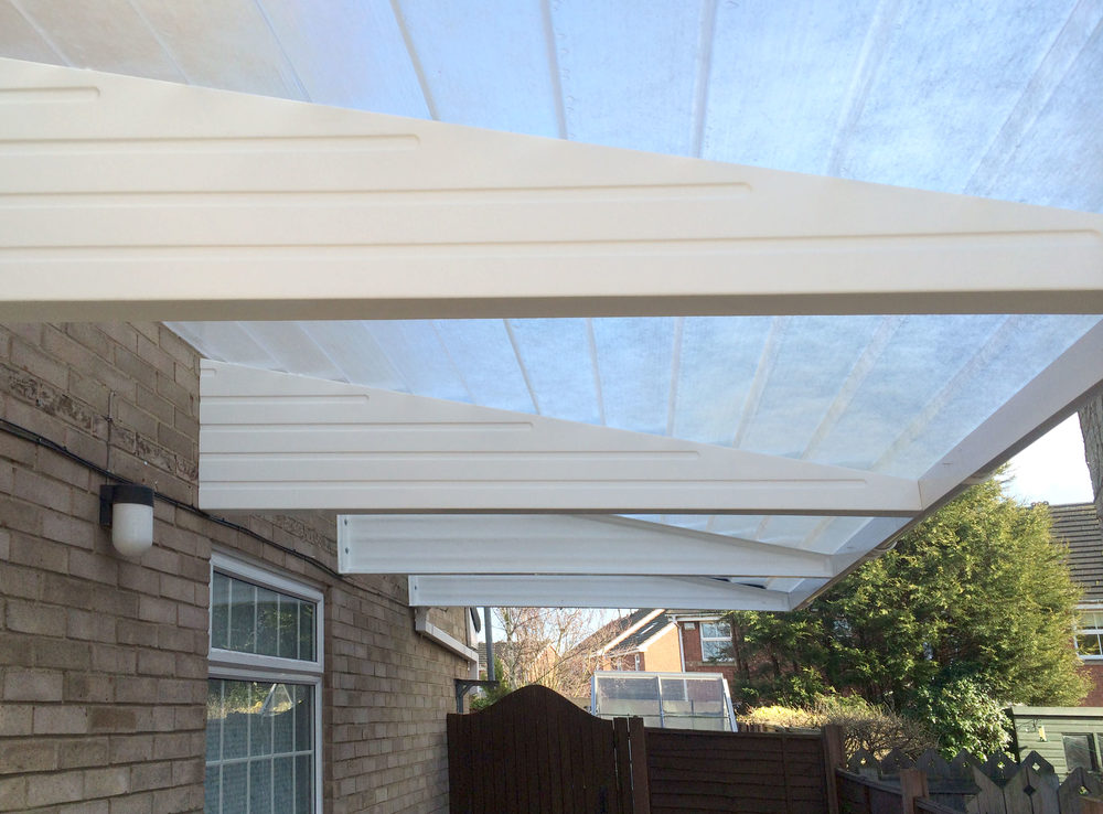 Cantilever Carport. West Design and Build of Hedon. 2014. 01.jpg