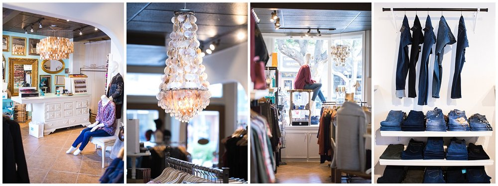 Chamonix Films - Vixen Day Spa & Boutique - Seattle Fashion Videography Brand Films - Interior Design for Clothing Stores