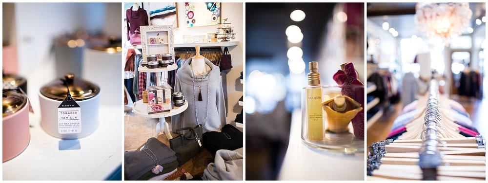Chamonix Films - Vixen Day Spa & Boutique - Seattle Fashion Videography Brand Films - Product Photography