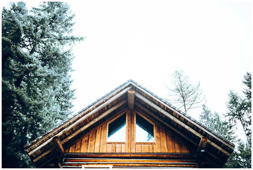 Chamonix Films - Seattle Music Videographer - Music Photography - log cabin recording studio