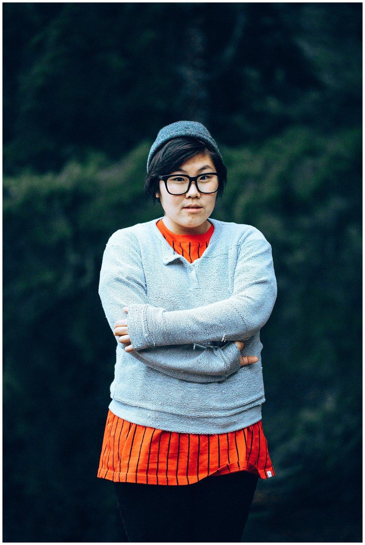 Chamonix Films - Seattle Music Videographer - Music Photography - artist portrait pacific northwest