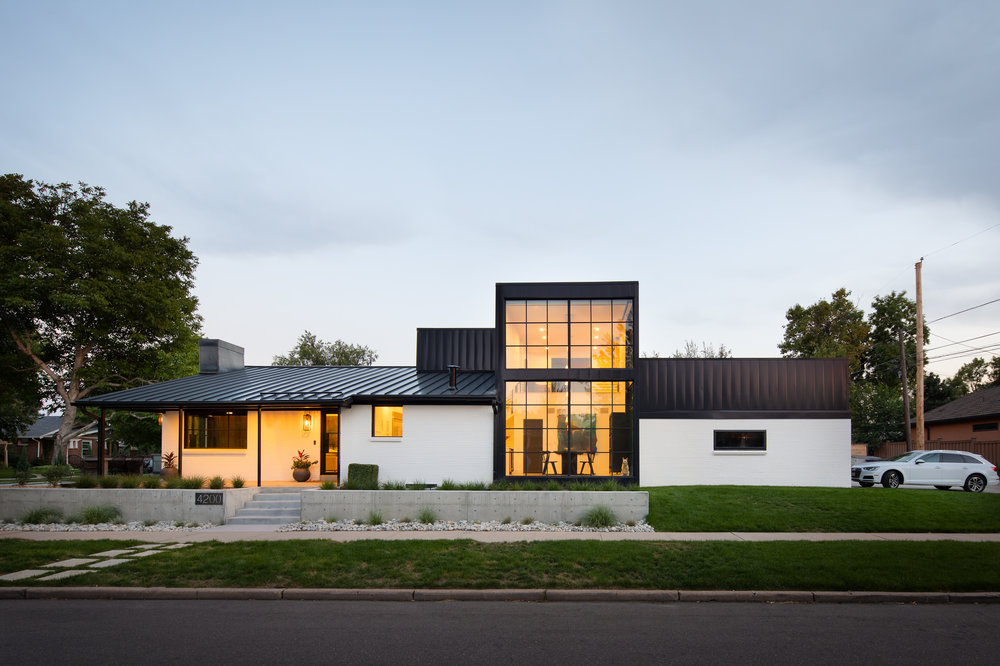 BLACK AND WHITE HOUSE — DAVIS URBAN on 1960s house architecture, 1960s design, 1960s house paint colors, 1960s ranch house plans, 1960s modern house plans, 1960s house interiors, 1960s house doors, 1960s house furniture, 1960s house construction, 1960s beach house plans, 1960s house windows,