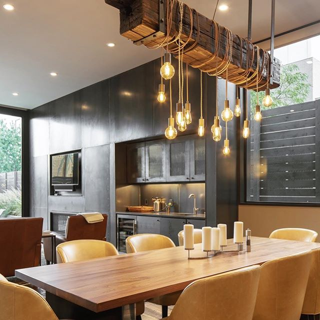 Warm. Elegant. Modern. . .  #davisurban  #davisurbanarchitecture  #Denver  #modern  #homegoals #design  #architecture 📸: @jc_buck