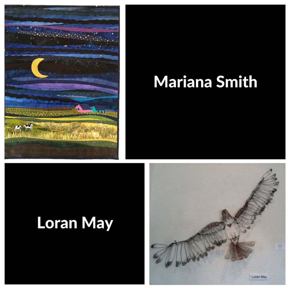 Loran May & Mariana Smith - January 2018