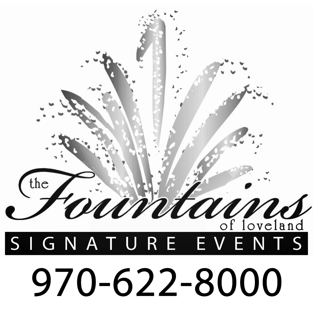 Loveland Outdoor Wedding & Event Venue - Receptions | The Fountains