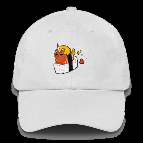9c4c7575e51ec Boonicorn SUSHI Dad Hat — JCorp™