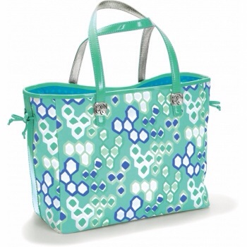 Vera by Brighton has some beautiful blues in their Spring 2014 collection! This tote is perfect for any outing in our beautiful Orange County weather.