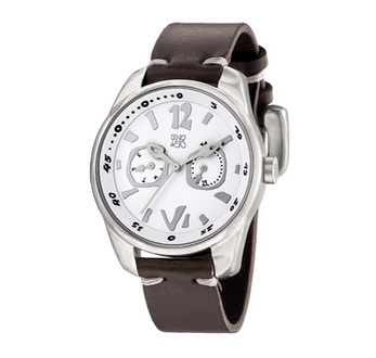 The Uno de 50 men's watch is classic, yet so unique! (Not available in store. Special order and final sale only.)