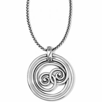 Rock N Twirl Necklace