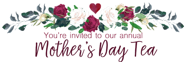 Image result for mother's day tea