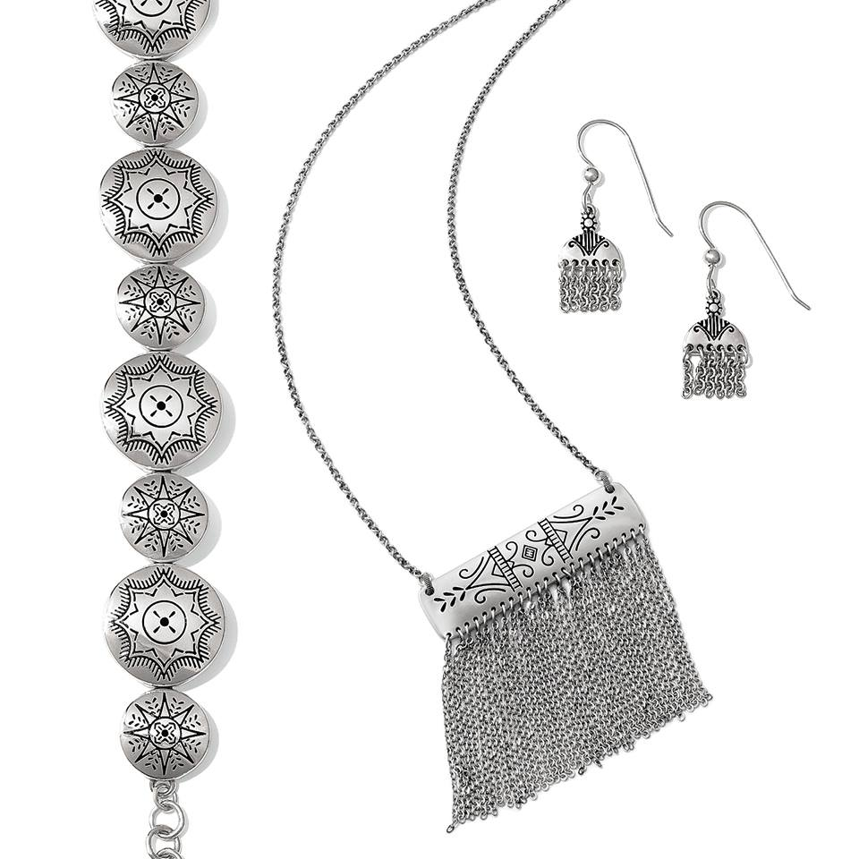 Marrakesh is all about fringe this time around. If you mom loves to incorporate the trends into her wardrobe, but still loves class, this collection is for her!