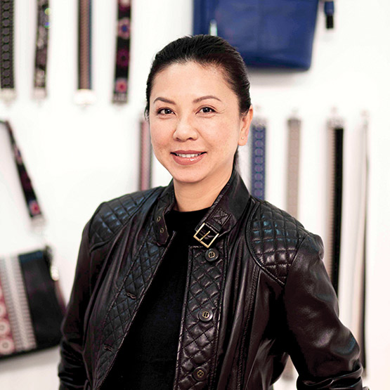 Trang Huynh - The woman behind the iconic 60's Newberry fabric pattern