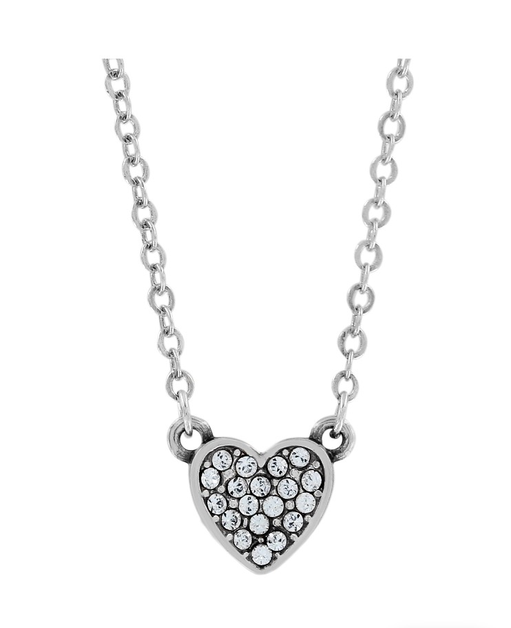 Chara Heart Necklace $42