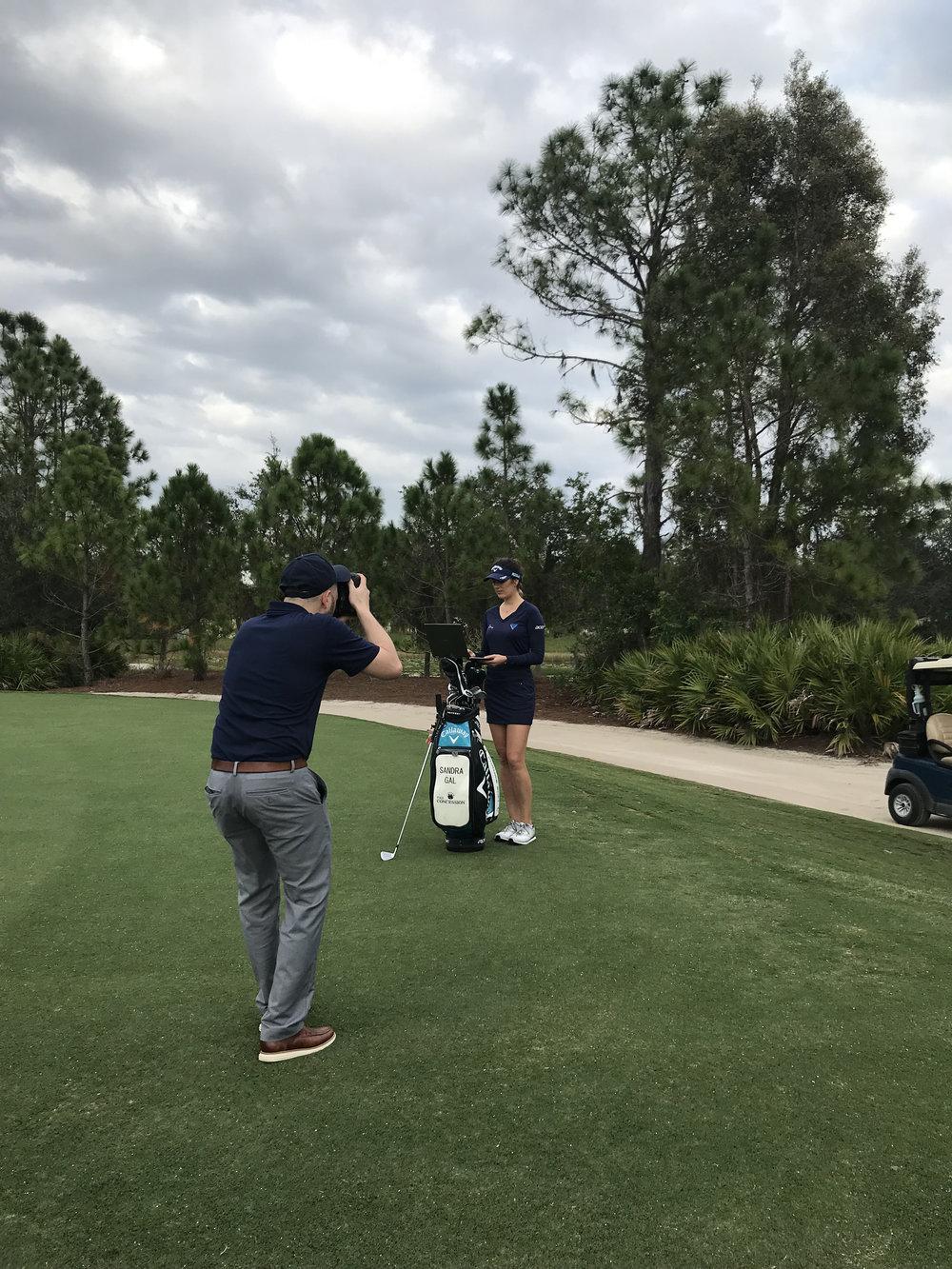 Nick Pecori Tampa Orlando Advertising Commercial Photographer for Acer LPGA Golfer Sandra Gal - 16.JPG