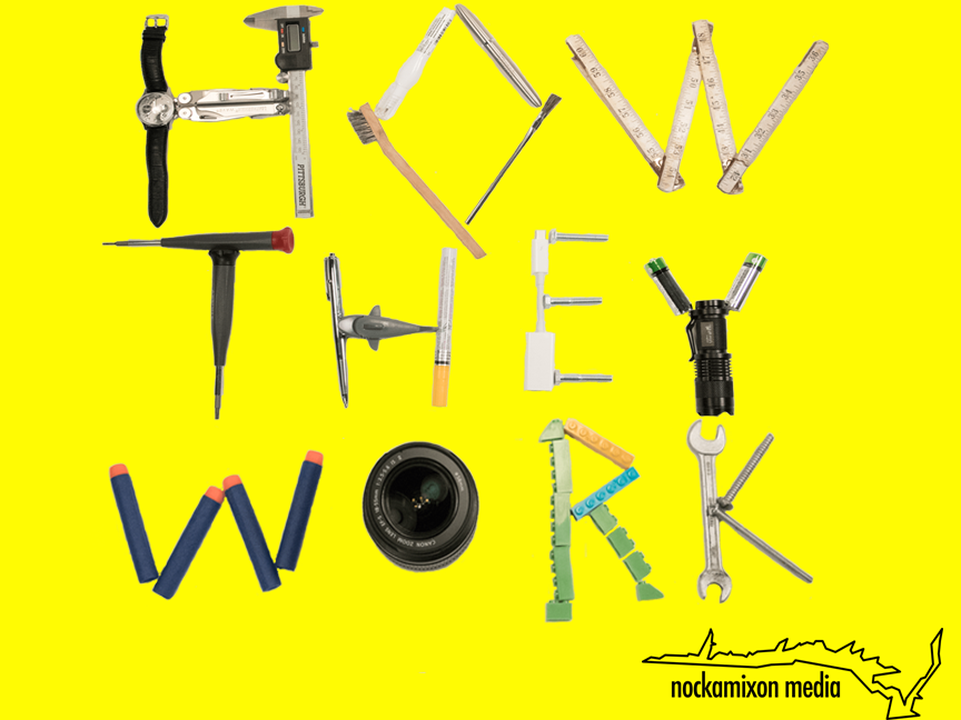 How They Work, Podcast Logo