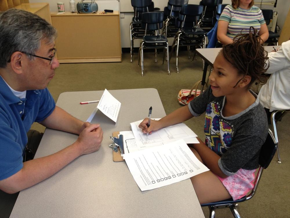 Classroom   Classroom design responds to student needs