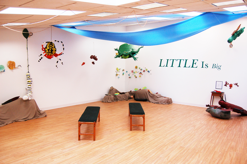 LITTLE Is Big Exhibition
