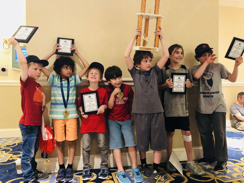 Elementary Chess Goes National — The Philadelphia School
