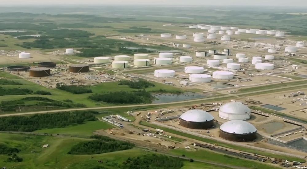 Crude Oil & Diluent Storage Terminals | Oil Sands Magazine