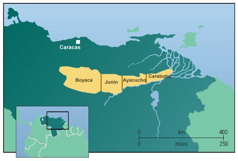 VENEZUELA'S ORINOCO BELT