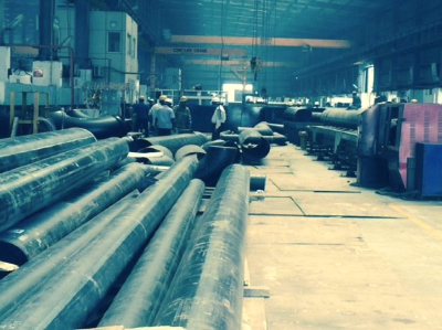 INDIAN PIPE FABRICATION PLANT