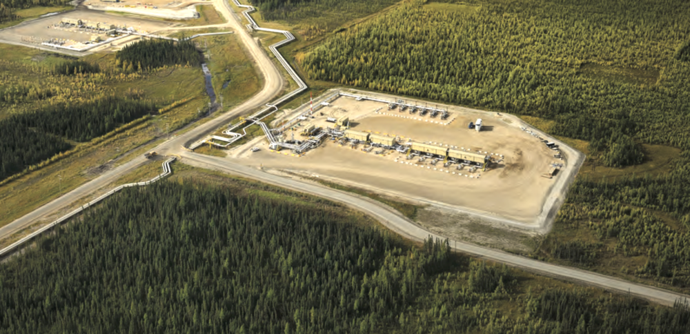 CHRISTINA LAKE SAGD WELL-PADS (COURTESY CENOVUS ENERGY)