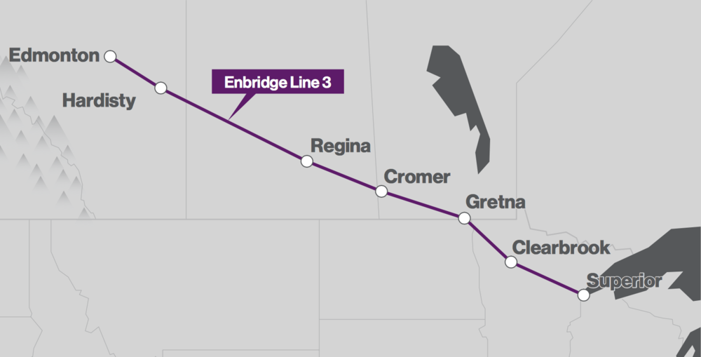Minnesota asks Enbridge: What's in it for us? | Oil Sands