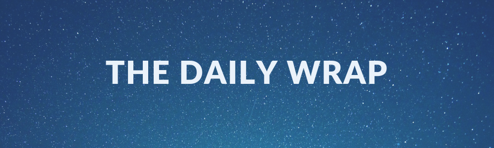 THE DAILY WRAP   Oil Sands Magazine