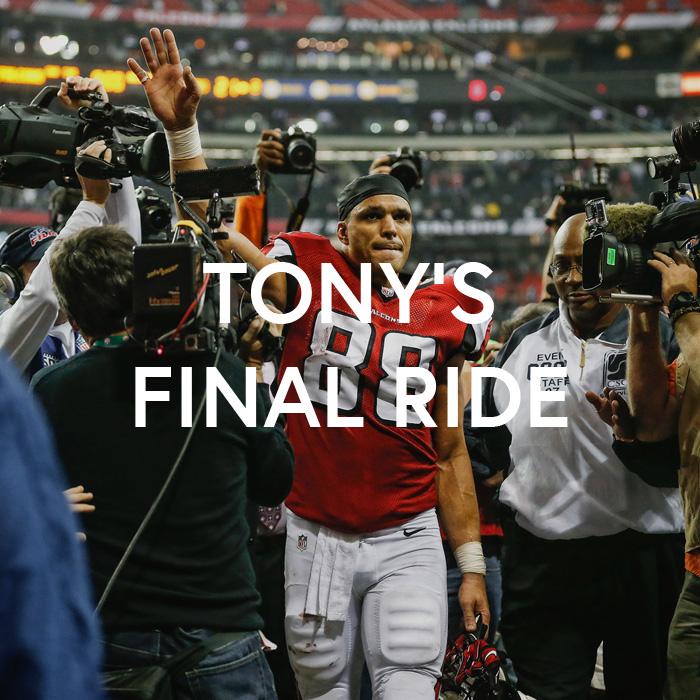 by Atlanta Falcons